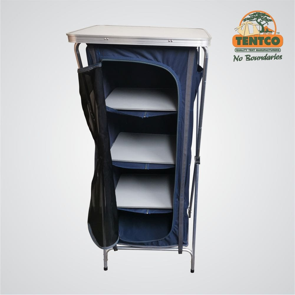 Tencto  4 - Shelf Deluxe Cupboard