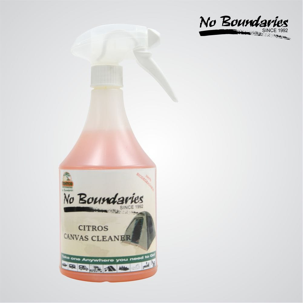Tentco Canvas Cleaner