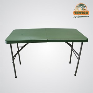 4ft table green-min